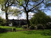 Abbey Gardens, Shrewsbury