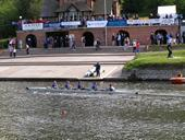 Boat Race, River Severn