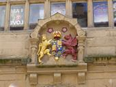 Coat Of Arms, Old Market Hall